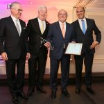 Outsystems, United, A.M.Y. Biotechnologies and Pinto Balsemão honoured at annual AmCham Tributes