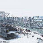 BERD exports 125 modular bridges to Peru