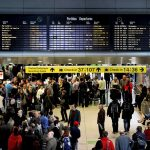 Portway strike causes flight cancellations