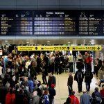 Portway strike causes flight cancellations