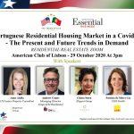 American Club to debate Residential Housing Market in Portugal