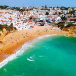 Algarve's Lagoa Europe's Covid-low destination