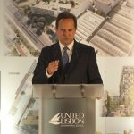 United Lisbon International School opened by mayor