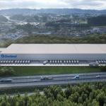 Garland with new logistics centre
